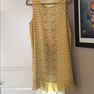 MAX STUDIO FLORAL DRESS, Size XL